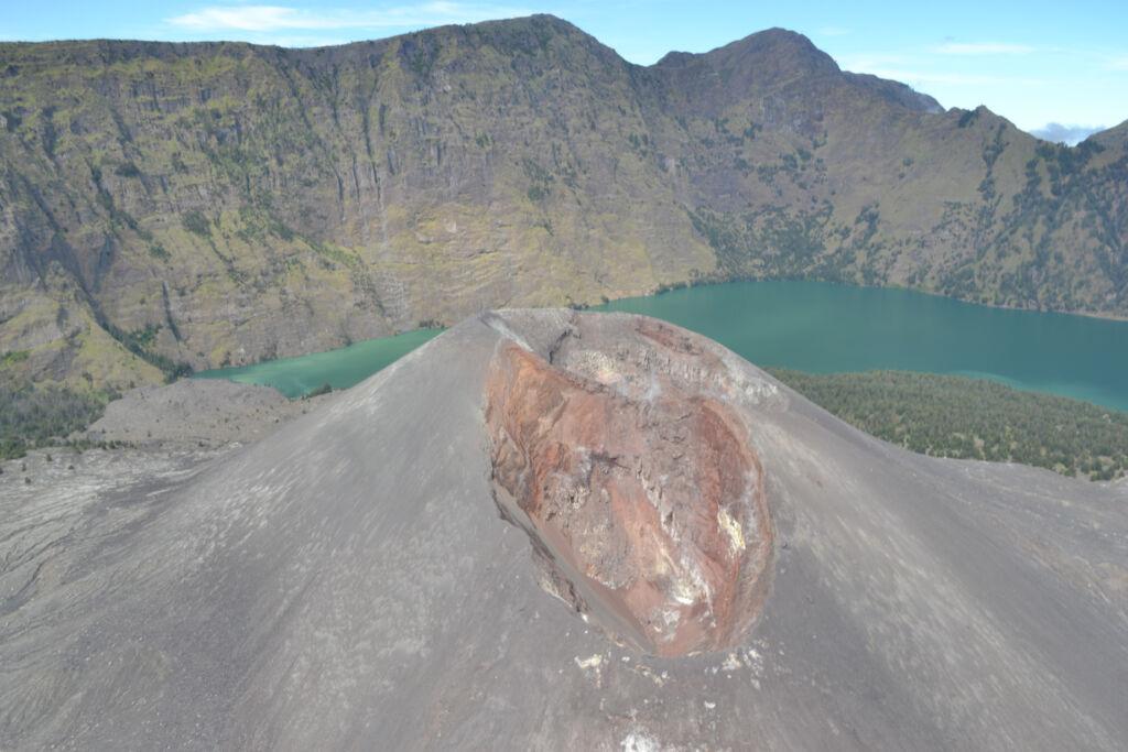 Air Bali - Rinjani Mountain