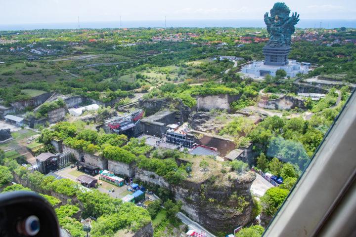 Air Bali - GWK Tour
